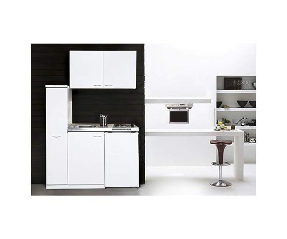 respekta mk130wosc Mini Cocina 130x 60cm Color Blanco con ...