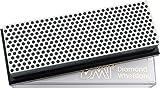 DMT W6XP 6-Inch Diamond Whetstone Sharpener - Extra-Coarse With Plastic Box