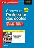 Concours Professeur des écoles - Mise en situation professionnelle - Nouveau CRPE