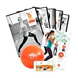Barre3 28day Challenge Fitness Program W/5 Dvds & Stability Ball offers