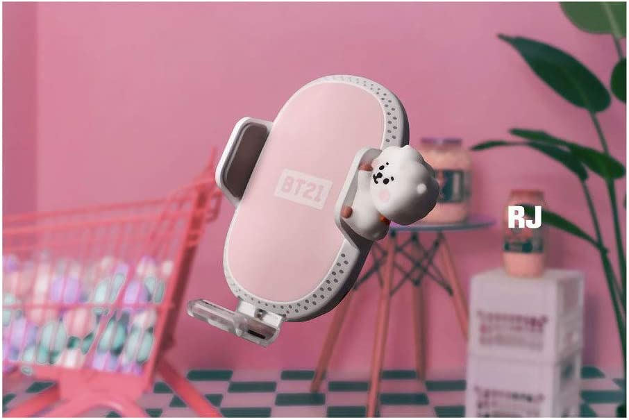 BT21 Baby Air Purifier Wireless Charger Shooky