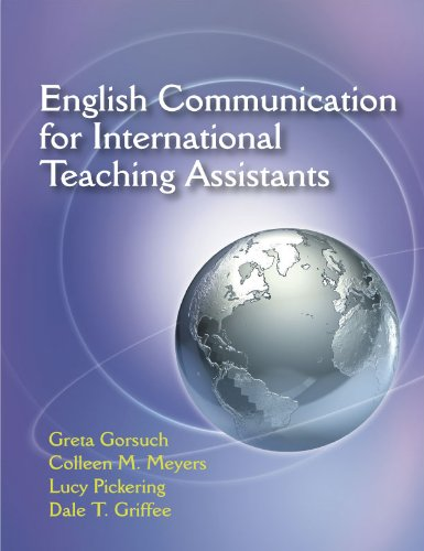 English Communication for International Teaching Assistants