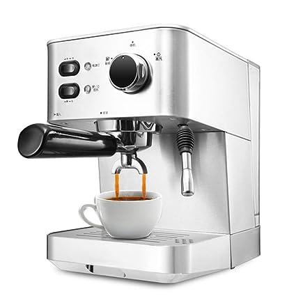 XHDX MáQuina De Café Espresso, Tipo De Vapor Cafetera AutomáTica Boquilla De Espuma De Leche