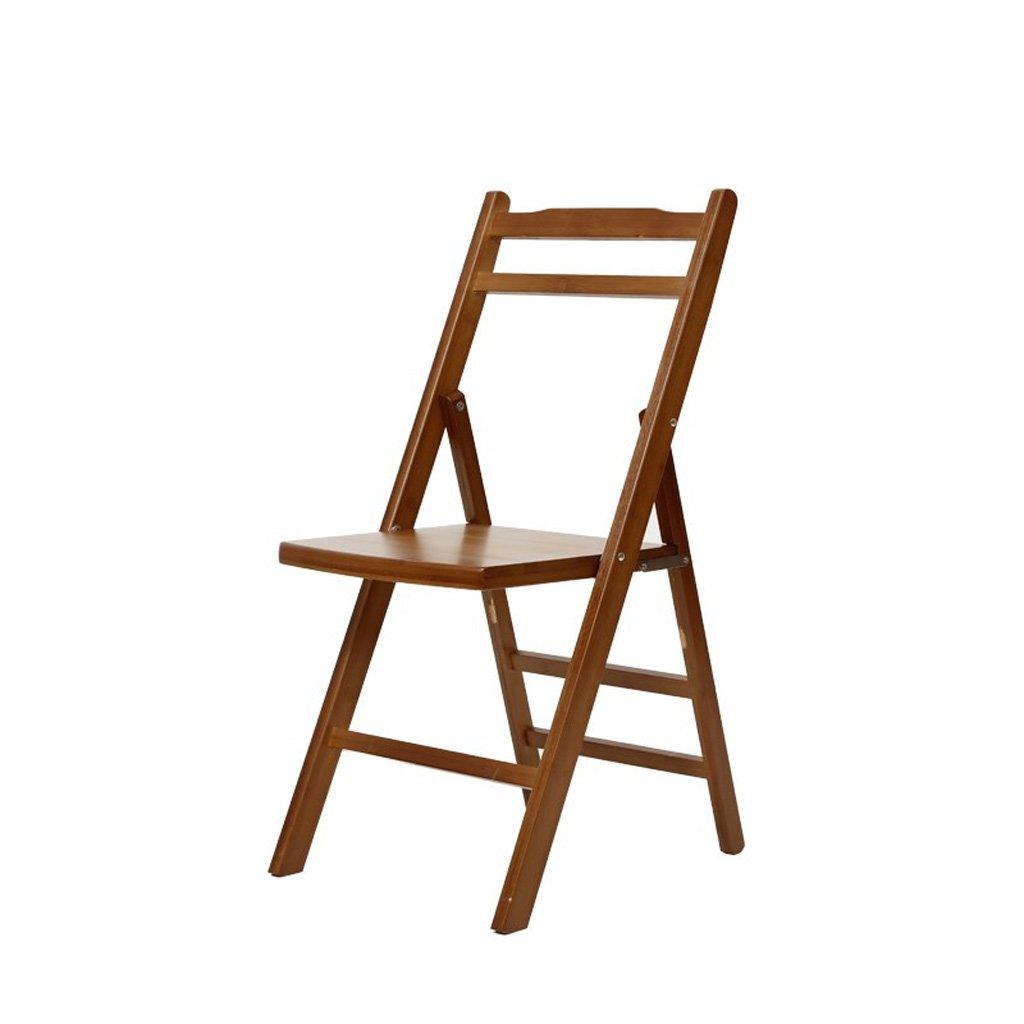 Massivholz Klappstuhl Portable Bambus Stuhl Outdoor Klapp Angeln Stuhl Holzsitz Bürostuhl Flachstuhl