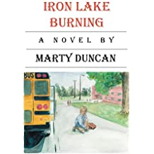 Iron Lake Burning