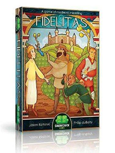 Fidelitas Card Card Card Game by Grün Couch Games cb32e1