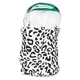 Volcom Women's Wilder Pullover Neck Warmer, Cheetah, One Size Fits All