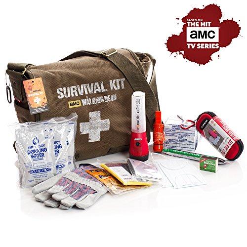 AMCs Walking Dead Survival Kit product image