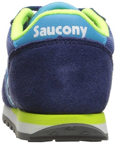 Saucony  Jazz Original Boys,  Jungen Gymnastikschuhe , blau - blau - Größe: 28