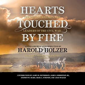 Hearts Touched by Fire Audiobook