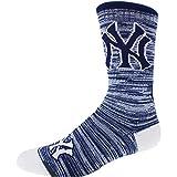 MLB Jump Key RMC Crew Socks Mens- Size Large(10-13)-New York Yankees