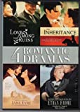4 Romantic Dramas - Love Among the Ruins, The Inheritance, Jane Eyre, Ethan Frome