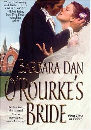 book cover of O\'Rourke\'s Bride