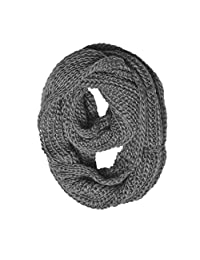 Ms Scarf, ABC® Ms Autumn And Winter Knit Chunky Infinity Scarf