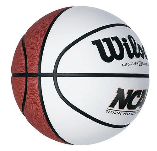 - Wilson NCAA Autograph Basketball