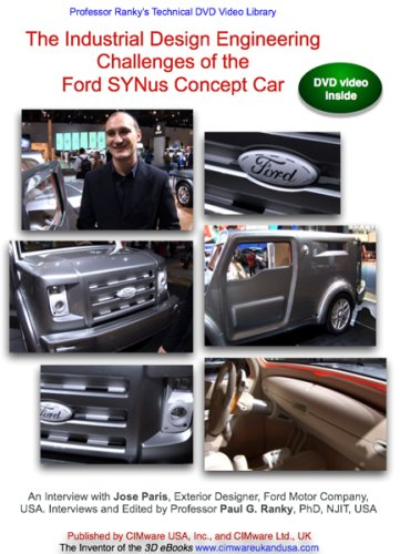The Industrial Design Engineering Challenges of the Ford SYNus Concept Car (Car Engineering Dvd)