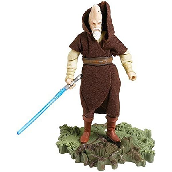 "HASBRO Star Wars Jedi Master Ki-Adi-Mundi action figure 3.75/"" XA1 Clone Wars"