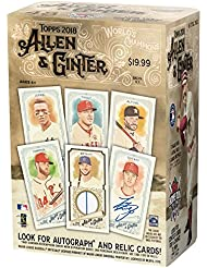 Topps 2018 Allen & Ginter Baseball Mass Value Box