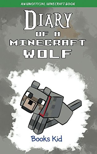 Diary Minecraft Wolf Unofficial Book product image