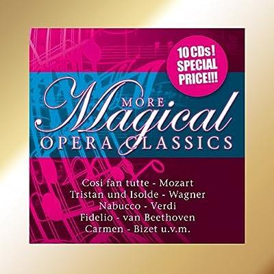 More Magical Opera Classics: Mozart, Wagner: Amazon.es: Música