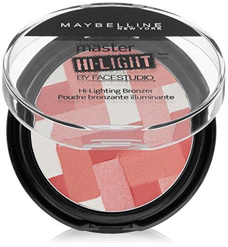 Maybelline New York Face Studio Master Hi-Light Blush, Pink Rose, 0.31 Ounce
