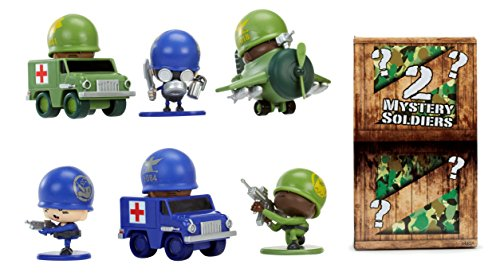 - Awesome Little Green Men 8 Battle Pack Series 1 Style 2 Figures