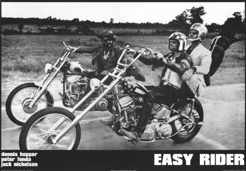 Easy Rider POSTER Movie