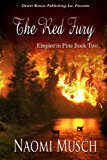 The Red Fury (Empire in Pine Book 2)