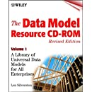 The Data Model Resource CD, Vol. 1: A Library of Universal Data Models for All Enterprises