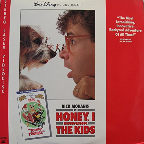 Honey I Shrunk the Kids Laser Disc