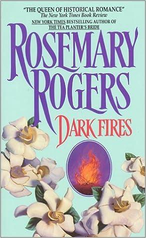 Amazon com: Dark Fires: Steve & Ginny Book 2 (9780380004256