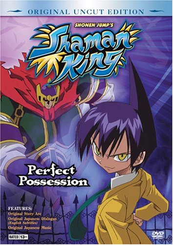Shaman King, Vol. 2: Perfect Possession