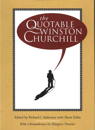 Download The Quotable Winston Churchill pdf epub