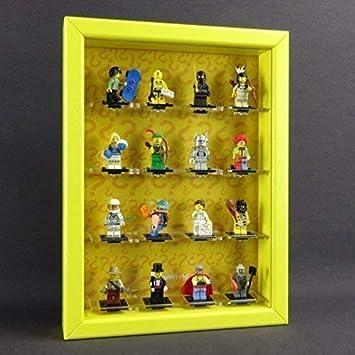 Figucase Caja Para Figuras Vitrina De Colección Para Lego Serie 1