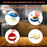 Dumpling Maker Press Set / 4 Piece Pack/Empanada