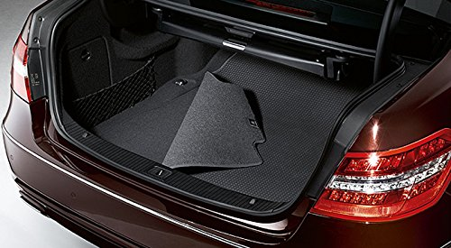 (Mercedes-Benz Genuine OEM Reversible Trunk Cargo Mat 2010 to 2016 E-Class)