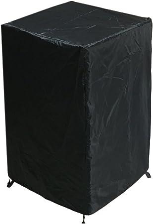 wasserdichte Abdeckung Schutzhülle für Stapelstühle Stühle Gartenstühle