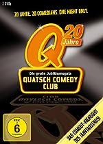 cd Künstler 20 Jahre Quatsch  DVD