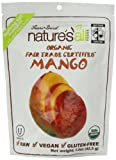 Nature's All Foods Organic Freeze-Dried Mango, 1.5 Ounce (Pack of 3)