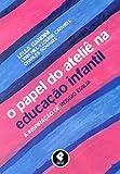 capa de O Papel do Ateliê na Educação Infantil. A Inspiração de Reggio Emilia