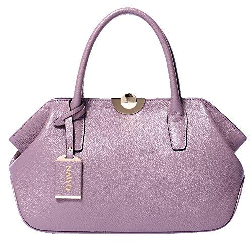 NAWO Leather Designer Handbags Tote Shoulder Satchel Bags For Women (Discount Designer Bags)