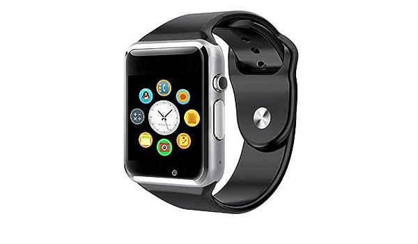 Amazon.com: MLIUS A1 Smart Watch W8 Bluetooth WristWatch ...