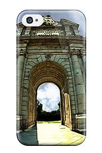 Fashionable VdMuoWW9157fJFkj Iphone 5C Case Cover For Puerta De Alcal?? Protective Case