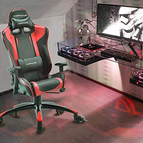 Awareviver Gaming Video Computer Racing Chair Ergonomic