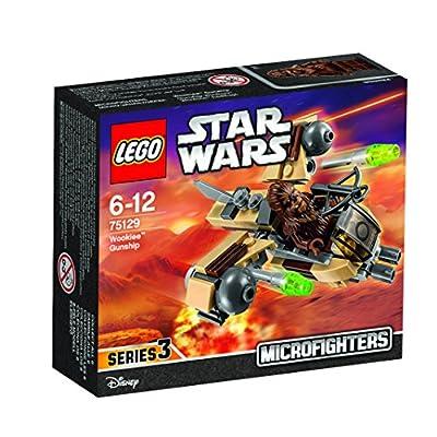 Lego Star Wars Microfighters Series Wookiee Gunship (75129)