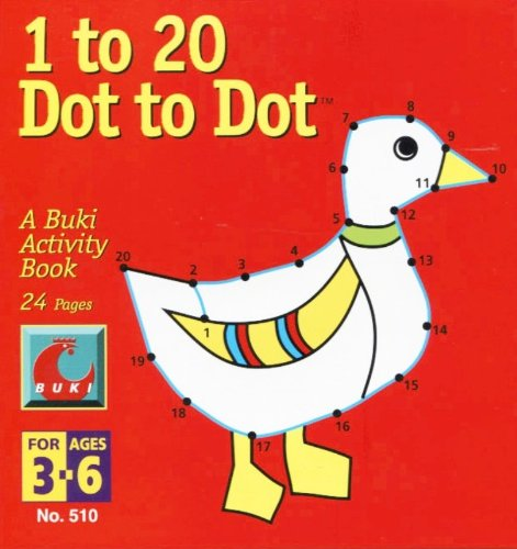 1 to 20 Dot to Dot Duck: 0071547005100: Amazon.com: Books