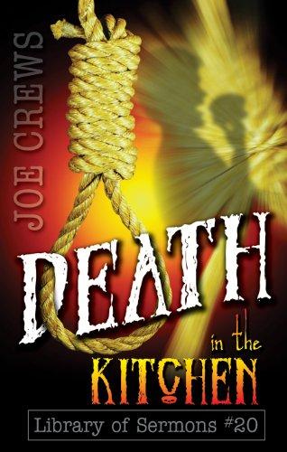 Death in the Kitchen by [Crews, Joe]