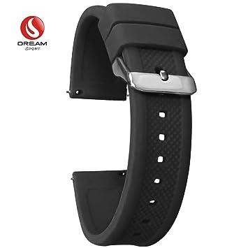 DREAM SPORT Pulseras híbridas de reemplazo Smartwatch, 6 Colores ...