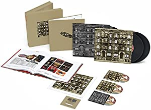 Led Zeppelin Physical Graffiti Super Deluxe Edition Box