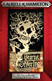 Front cover for the book Burnt Offerings by Laurell K. Hamilton